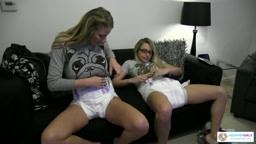 Chloe Toy and Danielle Maye first ever video