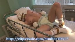 bondage diaper